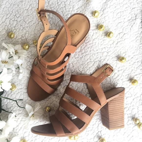 3ca9854ec01 Franco Sarto • Maisy Strappy Block Heel Sandal